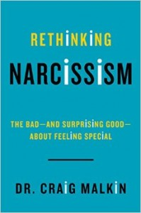 rethinking narcissism book