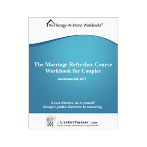 Improve Your Marriage: The Marriage Refresher Workbook for Couples