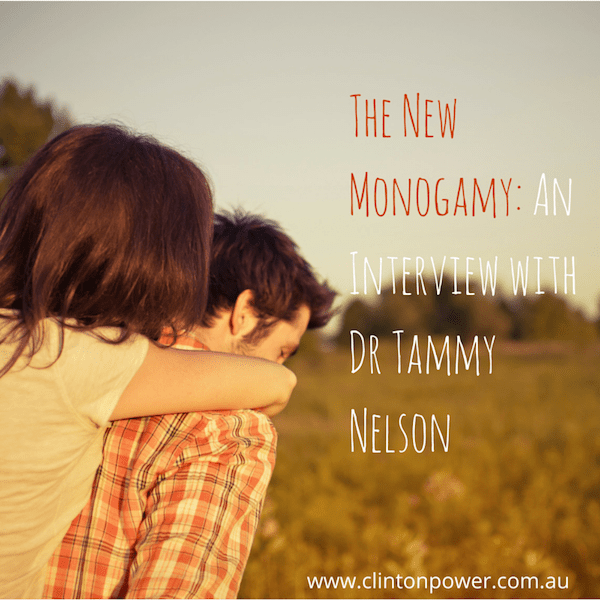 The New Monogamy- An Interview with Dr
